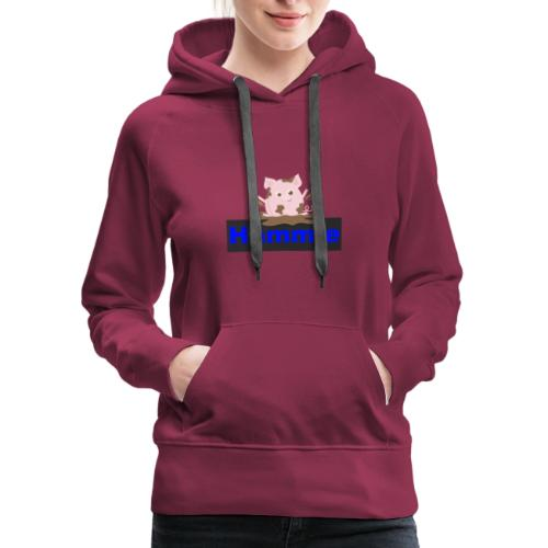 Hammie Join the Mudpile - Women's Premium Hoodie
