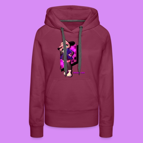 Project Amy : Chilled - Women's Premium Hoodie