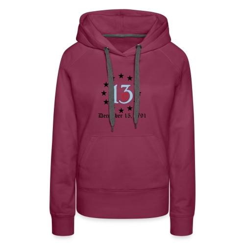 1791 - Design - Women's Premium Hoodie