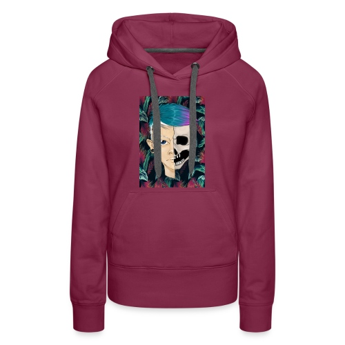 SkullBoy - Women's Premium Hoodie
