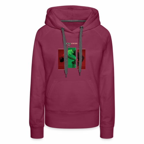 Face reality and bend. - Women's Premium Hoodie