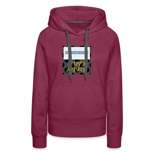 keel me near the cross poster - Women's Premium Hoodie