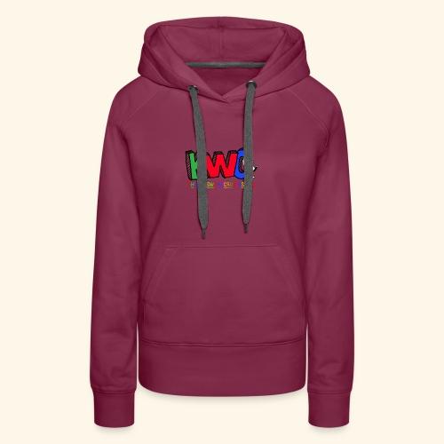 KWC TEE - Women's Premium Hoodie