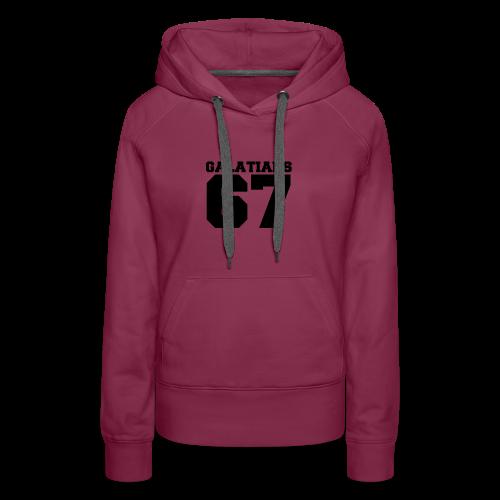G67 - Women's Premium Hoodie