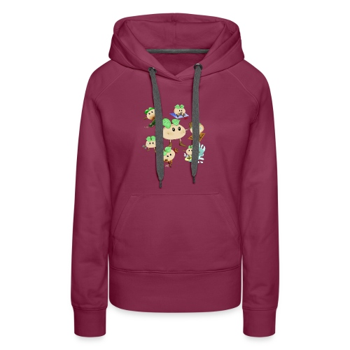 Spudy collection - Women's Premium Hoodie