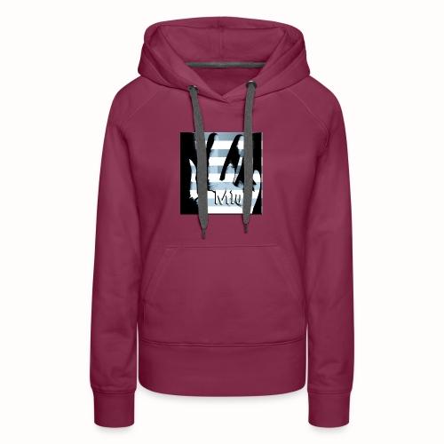 M1u and The Mason - Women's Premium Hoodie