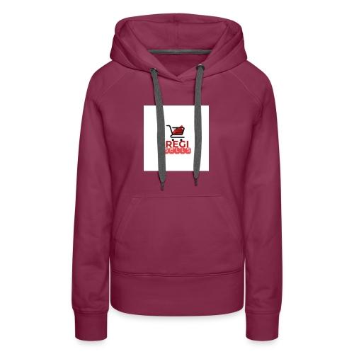 RegiSELLS Logo - Women's Premium Hoodie