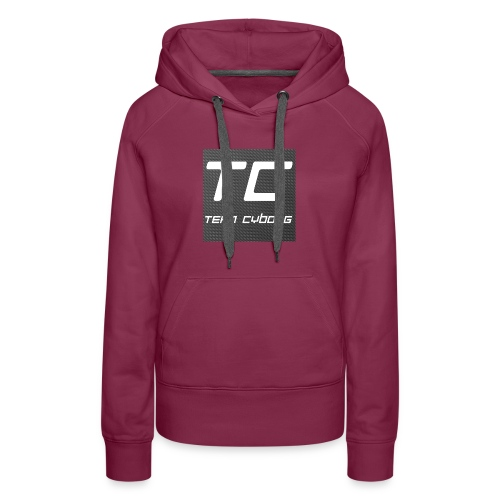Team Cyborg Kids Merch - Women's Premium Hoodie