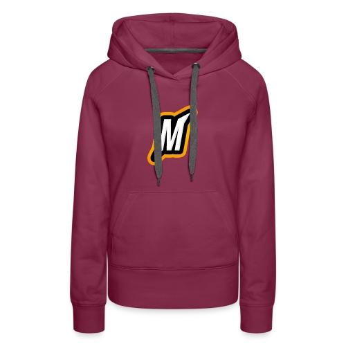 Munchtuts logo - Women's Premium Hoodie