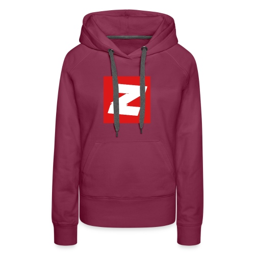 Zmite Logo - Women's Premium Hoodie