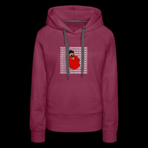 YOUTUBE LINK - Women's Premium Hoodie