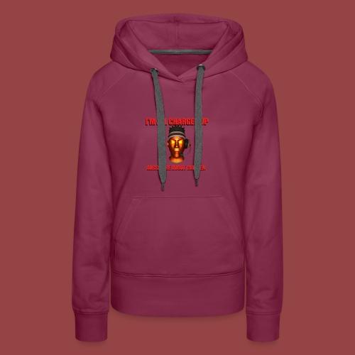 Charged Up Shirt - Women's Premium Hoodie