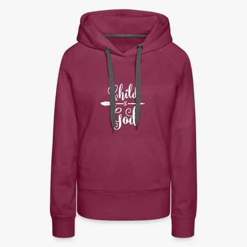 Child of God - Women's Premium Hoodie