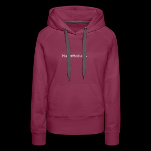 Simple MMV Logo - Women's Premium Hoodie