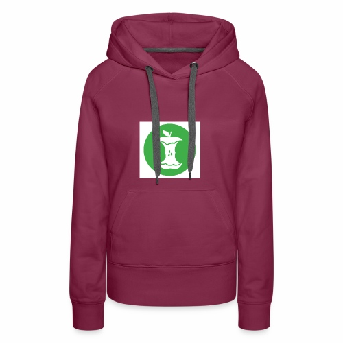 Recycle the Core - Women's Premium Hoodie