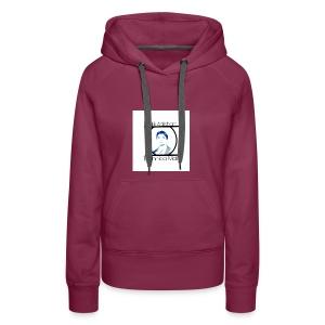 Technical Malik Logo - Women's Premium Hoodie
