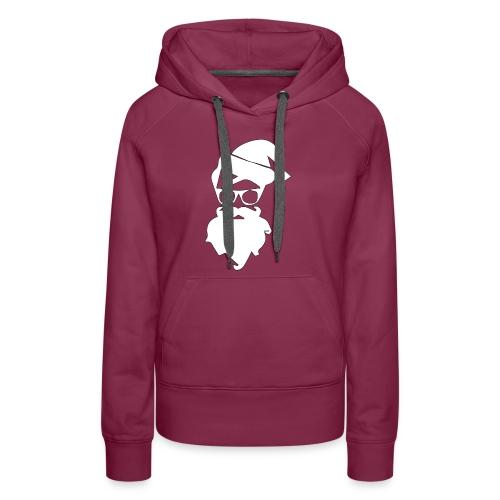 Santa Claus Christmas - Women's Premium Hoodie