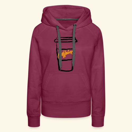 Coffee Design - Women's Premium Hoodie