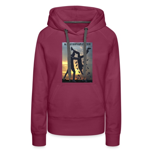 MAKE THE VA PAY - Women's Premium Hoodie