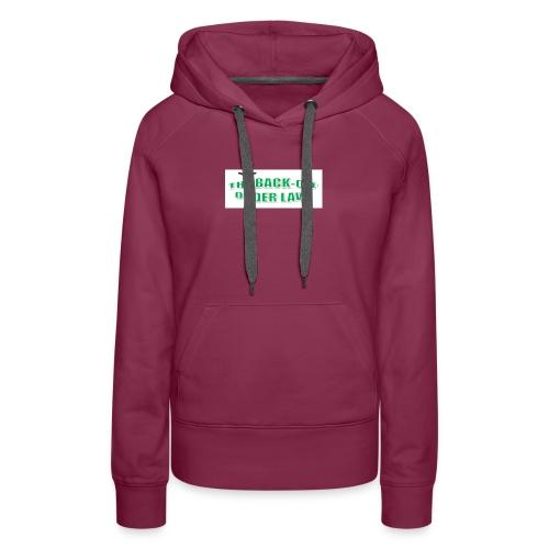 2018 08 27 0539 - Women's Premium Hoodie