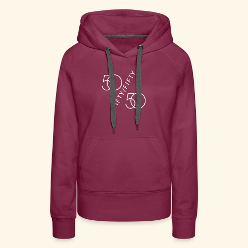 Fifty Fifty - Women's Premium Hoodie