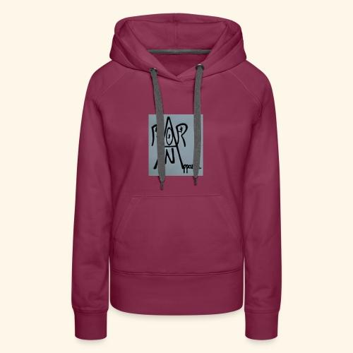 racks on racks apparel - Women's Premium Hoodie