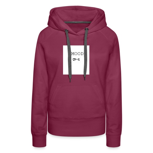 #MOOD - Women's Premium Hoodie