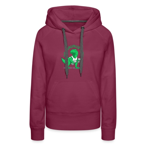 Brosaurus Rex Sweet Ass T-Shirt - Women's Premium Hoodie