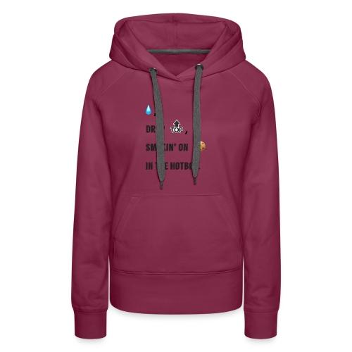 Raindrop - Women's Premium Hoodie