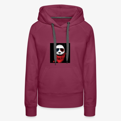 Blood gang up - Women's Premium Hoodie