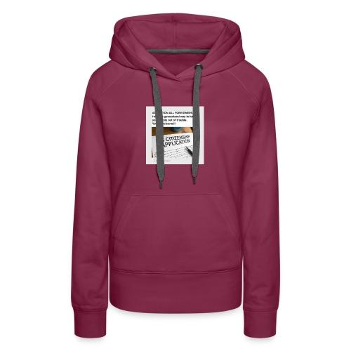 Applications - Women's Premium Hoodie