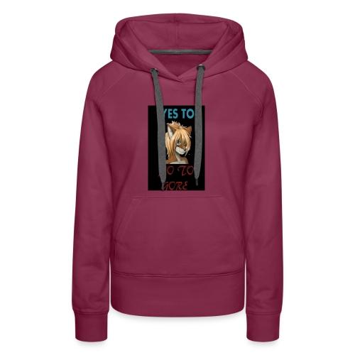 NSFW Again TShirt - Women's Premium Hoodie