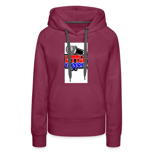 LILRAPPER MERCH buy it until it lasts. - Women's Premium Hoodie