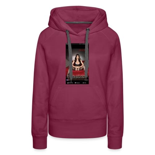 sexy girl - Women's Premium Hoodie