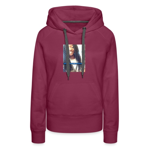haters want to b me - Women's Premium Hoodie