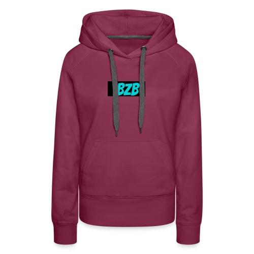 bzb short for BreZeeyBre - Women's Premium Hoodie