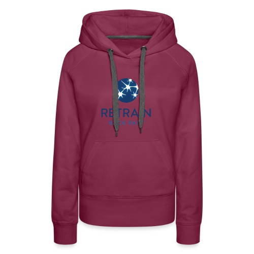 RBP Full Logo color - Women's Premium Hoodie