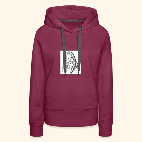 It's for teenagers - Women's Premium Hoodie