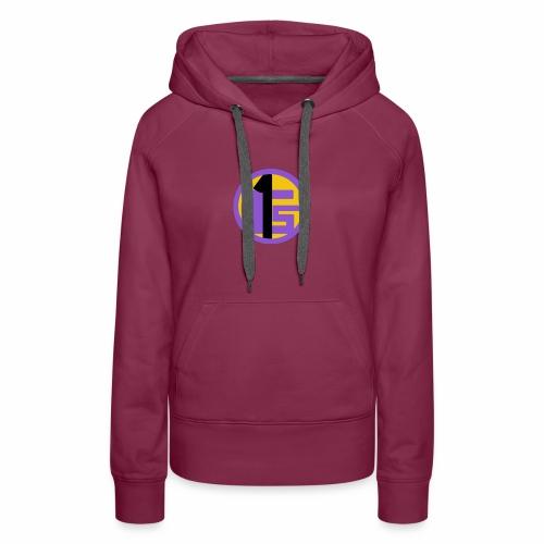 Gabsport1 Logo - Women's Premium Hoodie
