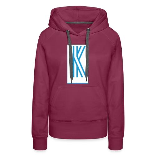 The K design - Women's Premium Hoodie