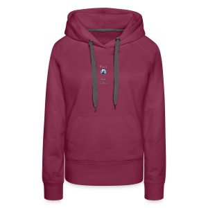 every heart has a beat - Women's Premium Hoodie