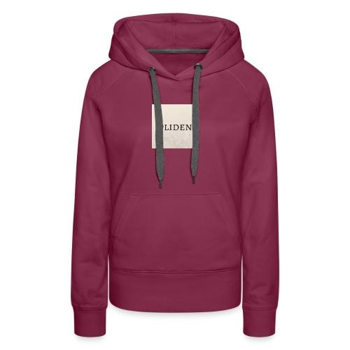Oliden - Women's Premium Hoodie