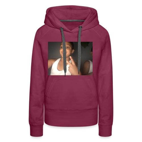 Adonis Rivera - Women's Premium Hoodie