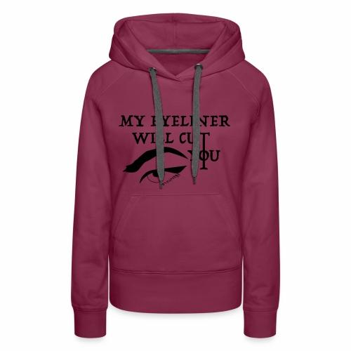 EYELINER - Women's Premium Hoodie