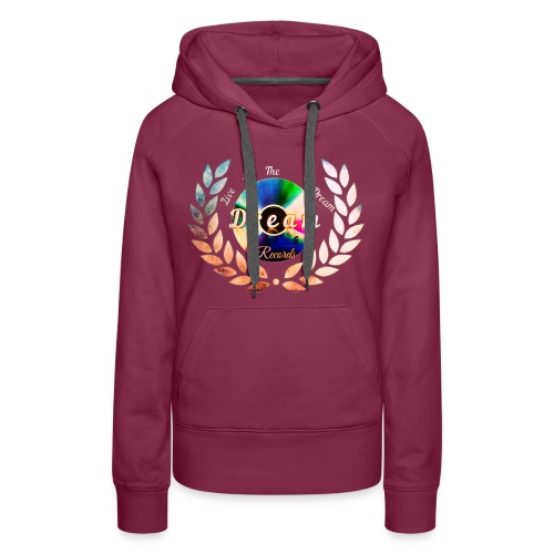 Dream Big (ALT) - Women's Premium Hoodie