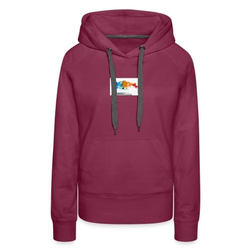 ic-7497 - Women's Premium Hoodie