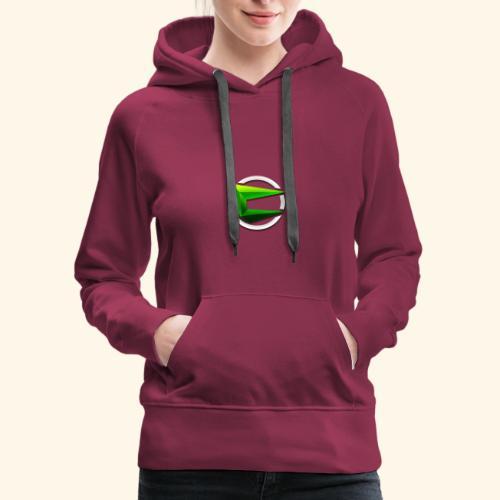 Team CoRe Official Logo - Women's Premium Hoodie
