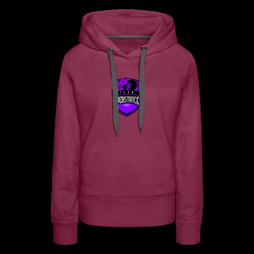 TOS Logo - Women's Premium Hoodie