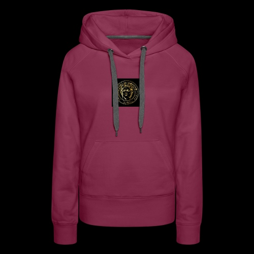 CAESAR GOLD1 - Women's Premium Hoodie
