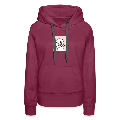 My main channel picture - Women's Premium Hoodie